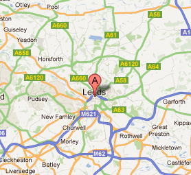 How to find us, click for Map